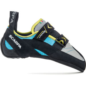 Scarpa Vapor V Climbing Shoes Dam turqoise turqoise