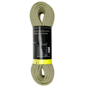 Edelrid SE Emperor Rope 9,8mm 50m black-yellow black-yellow