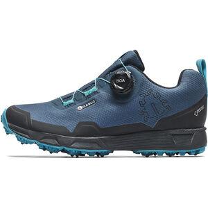 Icebug Rover BUGrip GTX Shoes Dam Night Sky/Aquamarine Night Sky/Aquamarine