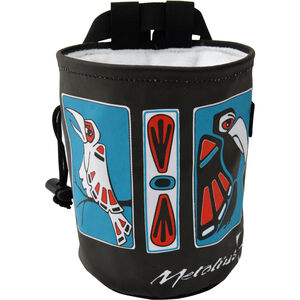 Metolius Pacific Northwest Competition Chalk Bag raven raven