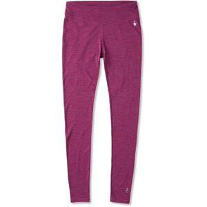 Smartwool Merino 250 Baselayer Bottom Dam Sangria Heather Sangria Heather