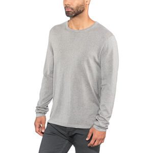 Alchemy Equipment 14 Gauge Cotton Silk LS Crew Shirt Herr light grey light grey