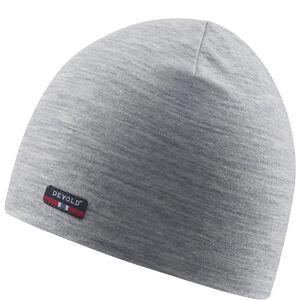 Devold Breeze Cap grey melange grey melange
