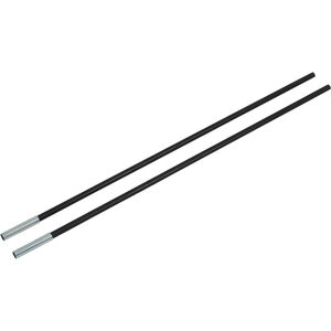 CAMPZ Glass Fibre Pole with sleeve 11mm x 0,65m