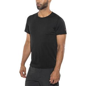 Devold Breeze T-shirt Herr black black