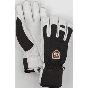 Hestra Army Leather Patrol Gloves 5-Finger black black