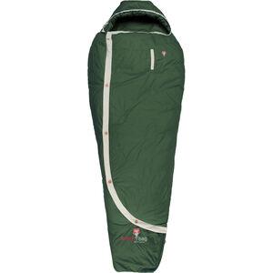 Grüezi-Bag Biopod DownWool Nature Sleeping Bag basil green basil green