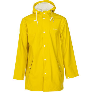 Tretorn Wings Rainjacket yellow yellow