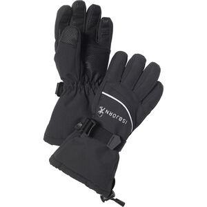Isbjörn Snow Ski Gloves Barn black black