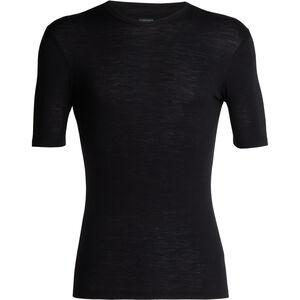 Icebreaker 175 Everyday SS Crewe Shirt Herr black black