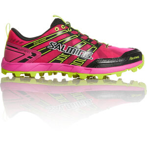 Salming Elements Shoes Dam fluo pink fluo pink