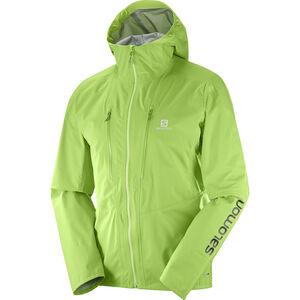 Salomon Outspeed 3L Jacket Herr greenery greenery