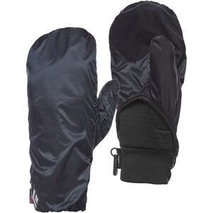 Black Diamond Wind Hood Gridtech Gloves Black Black