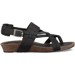 Teva Ysidro Extension Sandals Dam Black Black