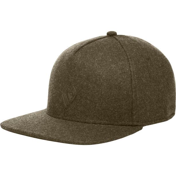 Black Diamond Wool Trucker Hat sergeant