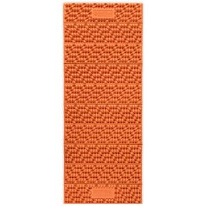 NEMO Switchback Sleeping Pad Short Sunset Orange Sunset Orange