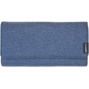 Pacsafe RFIDsafe LX200 Clutch Wallet denim denim