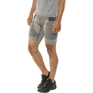 X-Bionic Fennec Evo Running Pants Short Herr anthracite/silver anthracite/silver