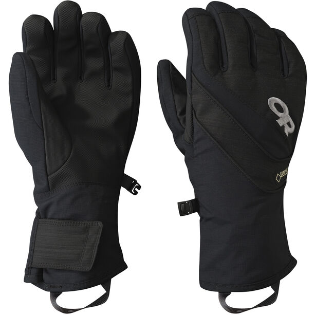 Outdoor Research Centurion Gloves Dam All Black