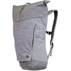 Alchemy Equipment Roll Top Daypack 20l gunmetal wax gunmetal wax