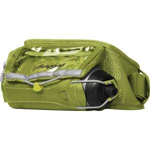 Bergans Fløyen Hydration Belt sprout green/aluminium/solid dark grey sprout green/aluminium/solid dark grey
