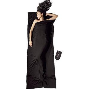 Cocoon Travelsheet Merino Wool black black