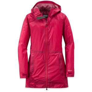 Outdoor Research Helium Traveler Jacket Dam scarlet scarlet