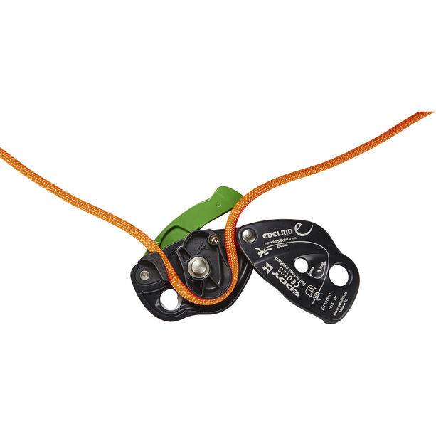 Edelrid Eddy Belay Device night