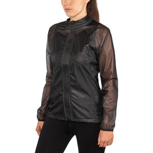 2XU Packable Membrane Jacket Dam black/black black/black
