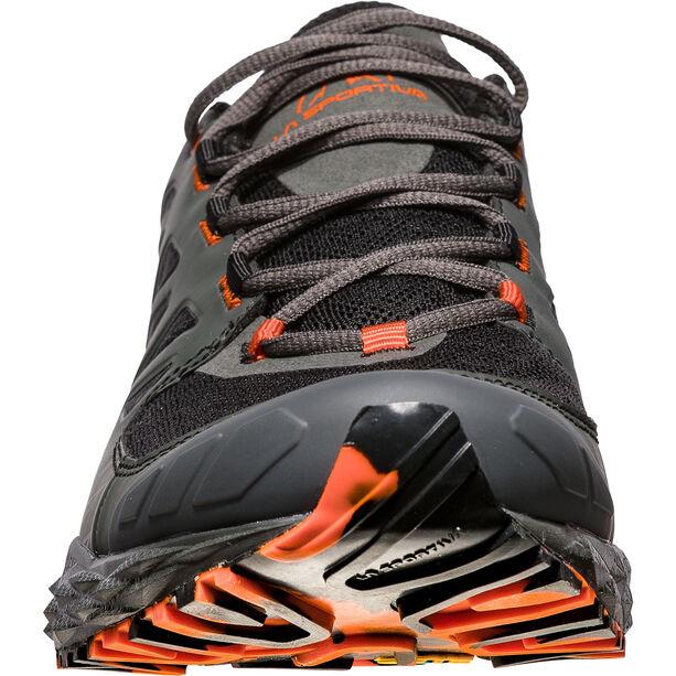 La Sportiva Lycan Shoes Herr black/tangerine