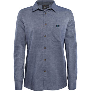 Elevenate Vallée Shirt Dam denim denim