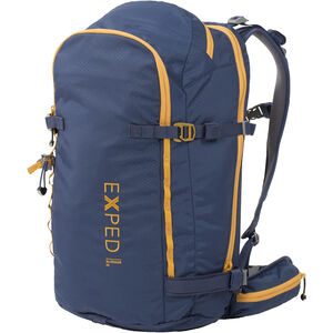 Exped Glissade 35 Alpine Backpack navy navy