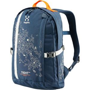 Haglöfs Tight Junior 15 Backpack Barn tarn blue/stone grey tarn blue/stone grey
