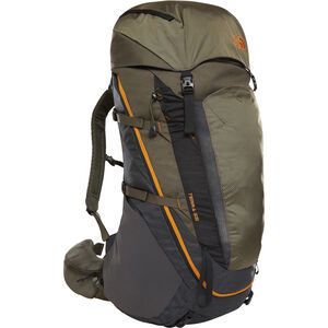 The North Face Terra 65 Backpack tnf dark grey heather/new taupe green tnf dark grey heather/new taupe green