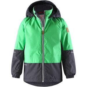 Reima Aho Jacket Barn brave green brave green