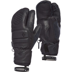 Black Diamond Spark Angel Finger Gloves Dam Smoke Smoke