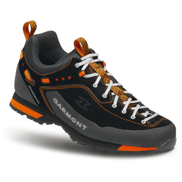 Garmont Dragontail LT Shoes Herr black/orange