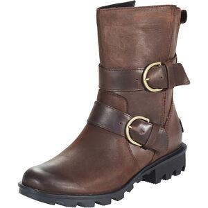 Sorel Phoenix Moto Boots Dam cattail cattail