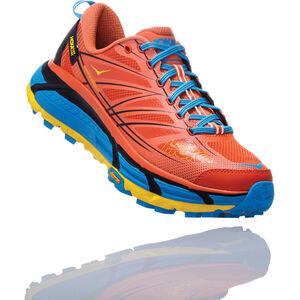 Hoka One One Mafate Speed 2 Running Shoes Herr nasturtium/spicy orange nasturtium/spicy orange