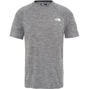 The North Face Impendor Seamless Tee Herr tnf black white heather tnf black white heather