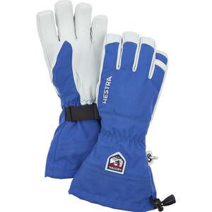 Hestra Army Leather Heli Ski Gloves royal blue royal blue