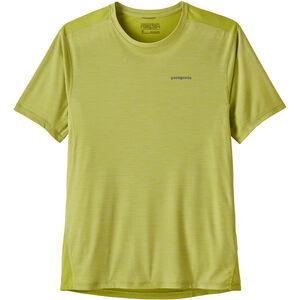 Patagonia Airchaser T-shirt Herr folios green folios green