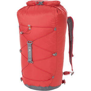 Exped Cloudburst 15 Backpack ruby red-ruby red ruby red-ruby red