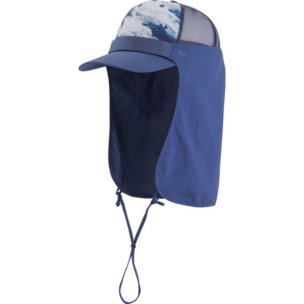 Outdoor Research Trucker Sun Runner Hat dusk