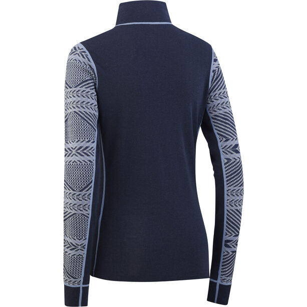 Kari Traa Sjarm Half-Zip Shirt Dam Naval