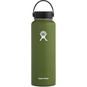 Hydro Flask Wide Mouth Flex Bottle 1180ml Olive Olive
