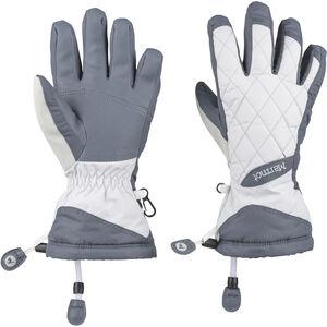 Marmot Moraine Gloves Dam steel onyx/bright steel steel onyx/bright steel