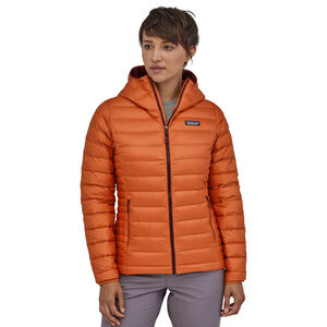 Patagonia Down Sweater Hoody Dam sunset orange sunset orange