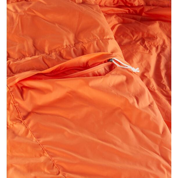 Haglöfs Ursus -2 Sleeping Bag 175cm rich red