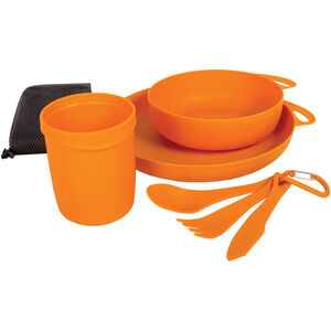 Sea to Summit Delta Camp Set orange orange